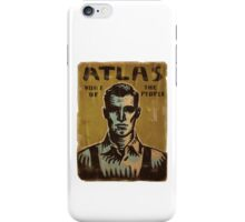BioShock – Atlas, Voice of the People iPhone Case/Skin