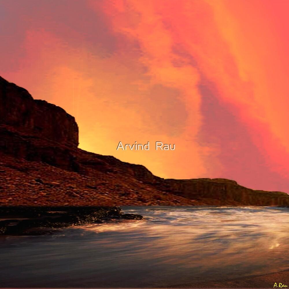 Heart melting scenery by artyrau