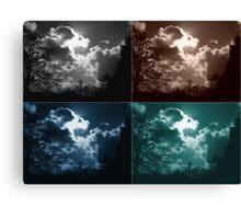 SkyScape Mania Canvas Print