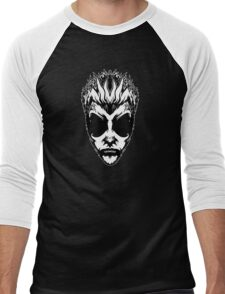 darkness Men's Baseball ¾ T-Shirt