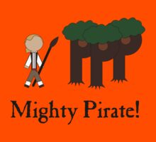 Guybrush Threepwood Mighty Pirate Kids Clothes