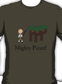 Guybrush Threepwood Mighty Pirate T-Shirt