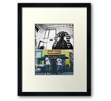 MEECH and the Flatbush Zombies Framed Print