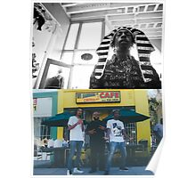 MEECH and the Flatbush Zombies Poster