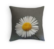 Love by Wire Throw Pillow
