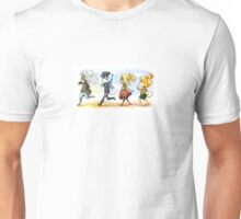 Off To Find Trouble Unisex T-Shirt