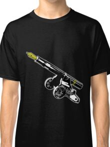 The Pen is mightier than the Sword - Round 2 (Cannon vs Canon) Classic T-Shirt