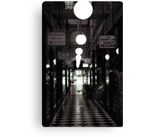 Inconspicuously Melbourne Canvas Print
