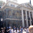 Haunted Mansion by AmyAutumn