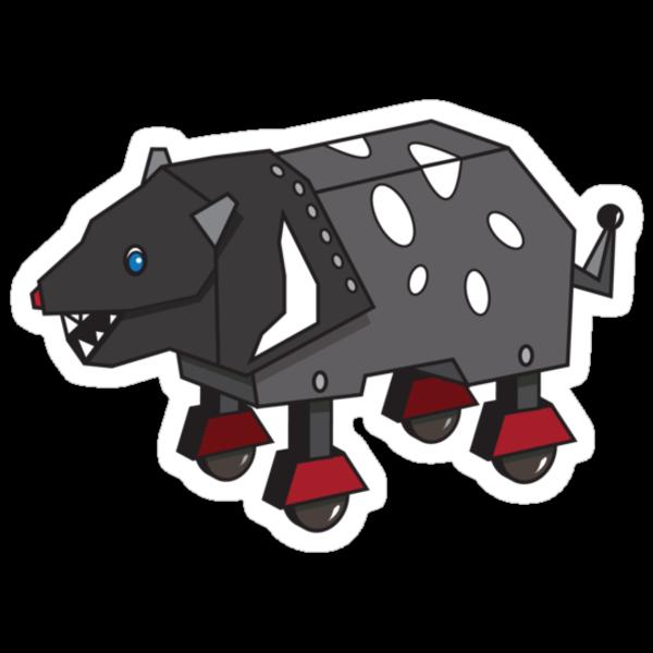 Devil Bot by samedog