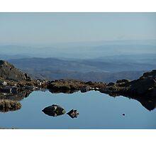 Lake District view Photographic Print