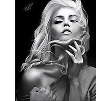 Alison Harvard B&W Portrait Photographic Print
