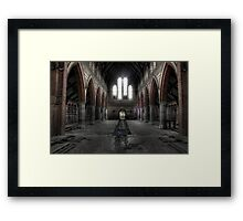 View of the chapel Framed Print