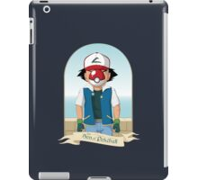 The Son of Pokeball iPad Case/Skin