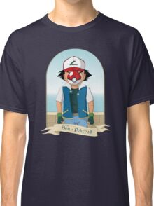 The Son of Pokeball Classic T-Shirt