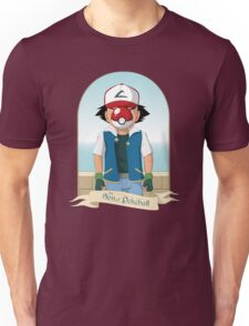 The Son of Pokeball Unisex T-Shirt