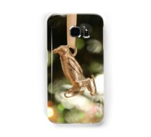 Skiing Penguin Samsung Galaxy Case/Skin