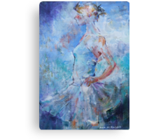 Dance Art Gallery 11 - I Am Ready Canvas Print