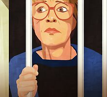 Deirdre Barlow Jail by pickledjo