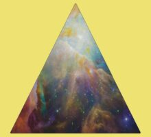 The Orion Nebula Triangle Kids Clothes