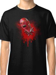 """Tea Times Quatro: """"Rick Scott, Space Invader"""" Classic T-Shirt"""