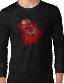 "Tea Times Quatro: ""Rick Scott, Space Invader"" Long Sleeve T-Shirt"