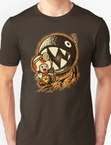 Raiders of the lost star Unisex T-Shirt