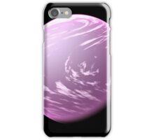 Purple Planet iPhone Case/Skin