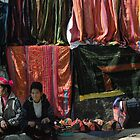 The Colors of Two Women's Lives (Sapa, Vietnam) by Aiwei Yu