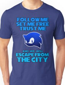 Escape from the City Unisex T-Shirt
