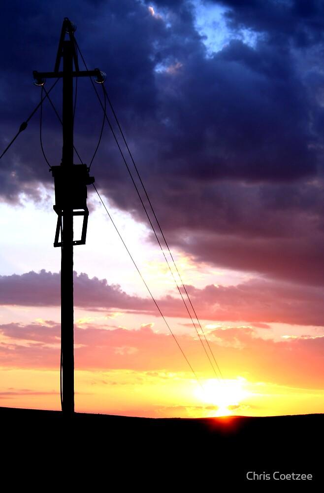 Sun Power by Chris Coetzee