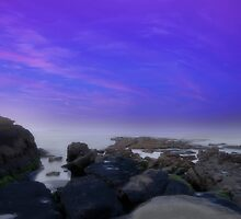 seaside rock garden by oastudios