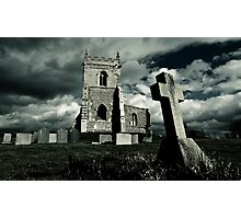 St Mary's Church, Colston Basset, Nottinghamshire, UK Photographic Print