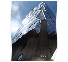 Hearst Building, West 57th Street, New York City  Poster