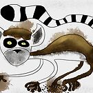 Ring Tailed Lemur by Ed Clews