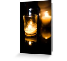 Votive Greeting Card