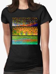 Beautiful Skin Womens Fitted T-Shirt