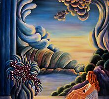 Blue Sigh by John Entrekin
