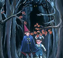 Over The Garden Wall: The Forest by Madison Coyne