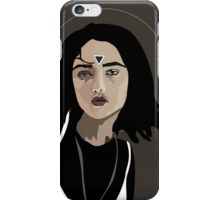 Woman as Element - Water iPhone Case/Skin
