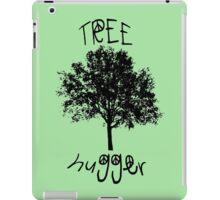 Tree Hugger Peace iPad Case/Skin