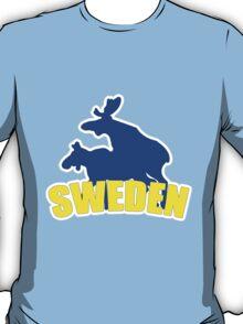 Swedesh t-shirts T-Shirt