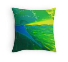 The Bed Throw Pillow