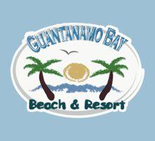 Guantanamo bay t-shirts by valizi