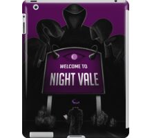 Welcome to Night Vale x Silent Hill Mash Up  iPad Case/Skin