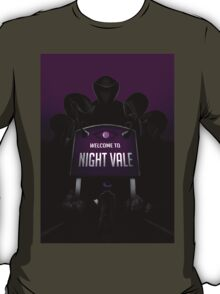Welcome to Night Vale x Silent Hill Mash Up  T-Shirt