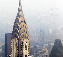 Chrysler Building by margieacosta