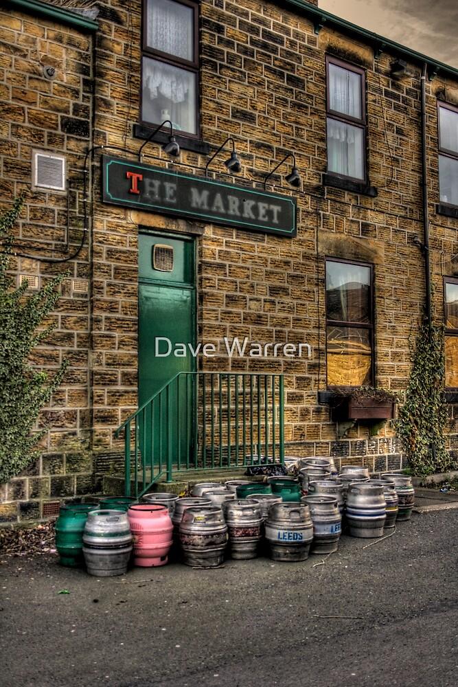 Kegs by Dave Warren