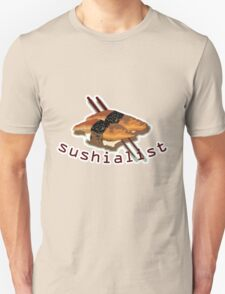 Sushialist t-shirts T-Shirt