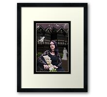 Gothic Dreams Framed Print